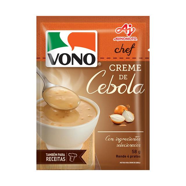 Sopa Vono Chef Creme de Cebola 58g