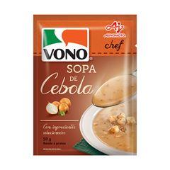 Sopa Vono Chef Sopa de Cebola 58g