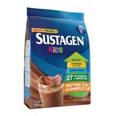 Sustagen Kids Chocolate Sachê 190g