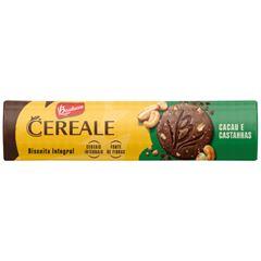 Cereale Biscoito Bauducco Sabor Castanha 170g