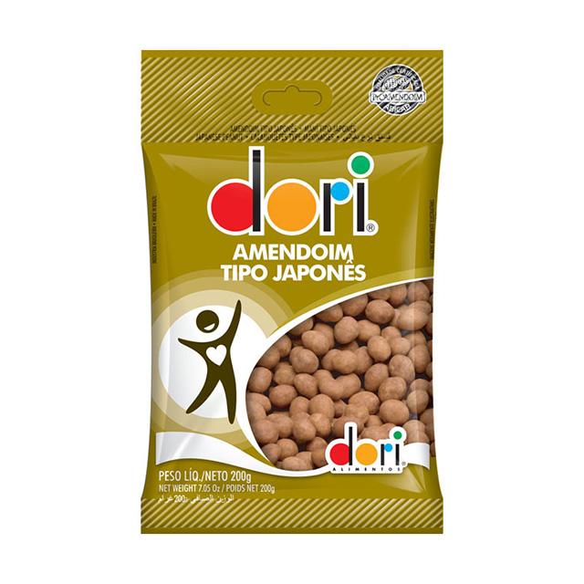 Amendoim Salgado Dori Japonês 200g