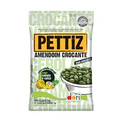 Amendoim Salgado Pettiz Cebola e Salsa Crocante 150g