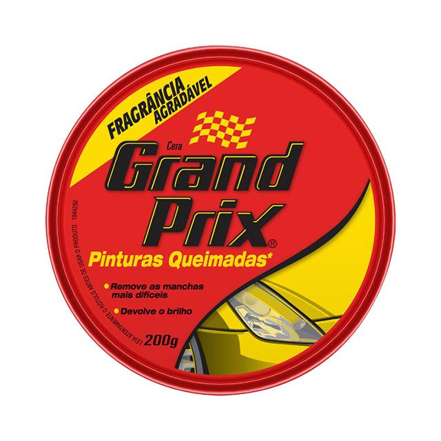 Grand Prix Pinturas Queimadas 200g