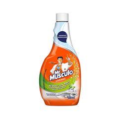 Mr Músculo Limpeza Cozinha Limao Refil 500ml