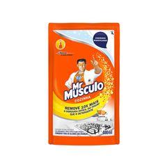 Mr Músculo Limpeza Cozinha Refil 400ml