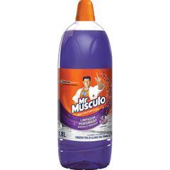 Mr Músculo Limpador Perfumado Lavanda 1,8L
