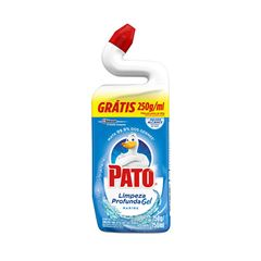 Pato Limpador Sanitario Germinex Marine 500ml + 250ml Gratis