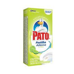 Pato Pastilha Adesiva Citrus Com 1