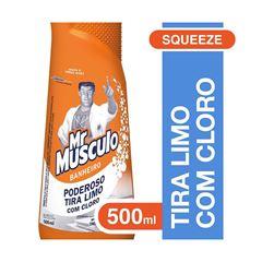 Mr Músculo Banheiro 500ml