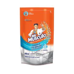 Mr Músculo Limpa Vidros Refil 400ml