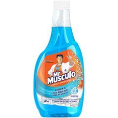 Mr Músculo Limpa Vidros Refil 500ml