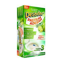 Desodor Pastilha Adesiva Limão