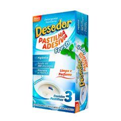 Desodor Pastilha Adesiva Fresh
