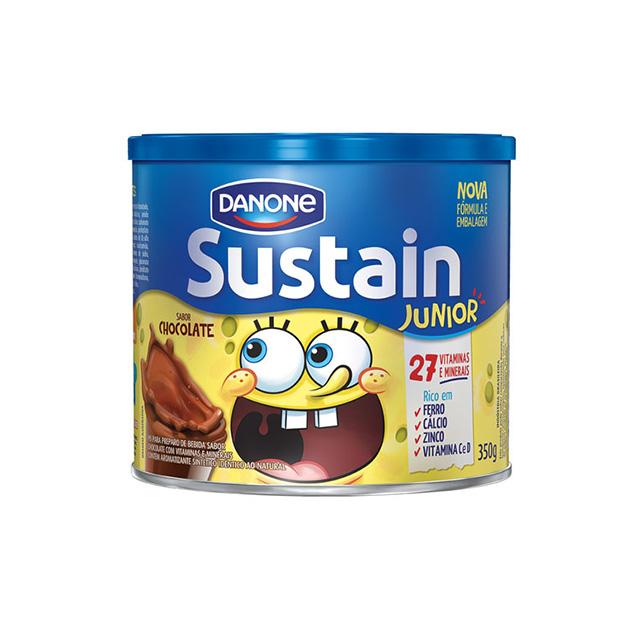 Sustain Junior Chocolate 350g
