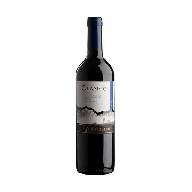 Vinho Chileno Ventisquero Classico Merlot Tinto 750ml