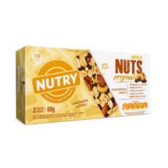 Barra Nuts Nutry Original 30g com 2 und