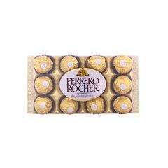 Bombons Ferrero Rocher com 12 und