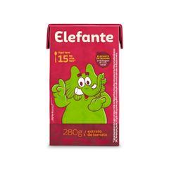 Extrato de Tomate Elefante Tetra 280g