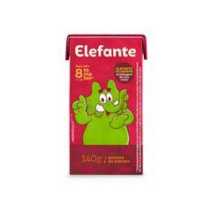 Extrato de Tomate Elefante Tetra 140g