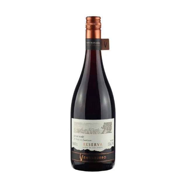 Vinho Chileno Ventisquero Reserva Pinot Noir Tinto 750ml