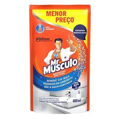Mr Músculo Banheiro Refil Menor Preço 400ml