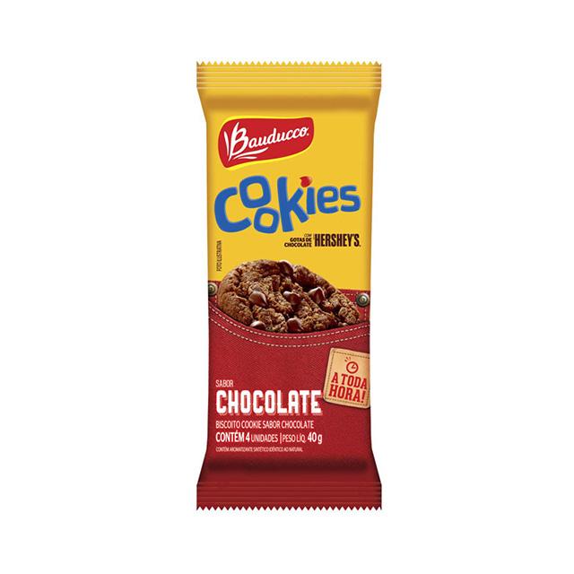 Cookies Bauducco Chocolate 40g