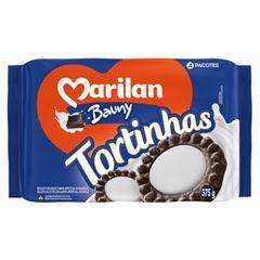Biscoito Marilan Tortinha Baunilha 375g