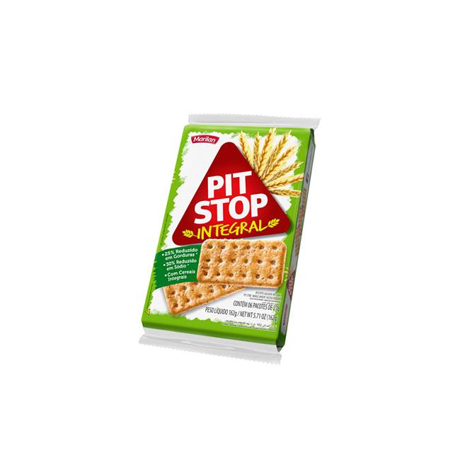 Biscoito Marilan Pit Stop Integral162g