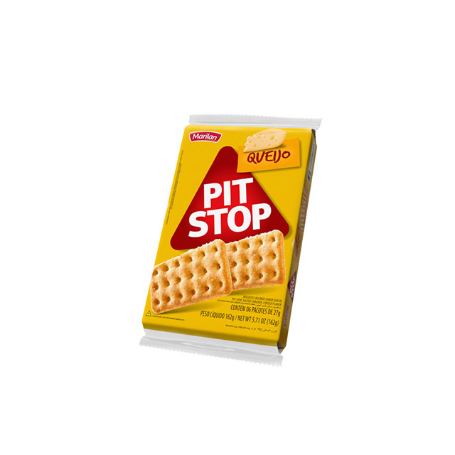Biscoito Marilan Pit Stop Queijo 162g
