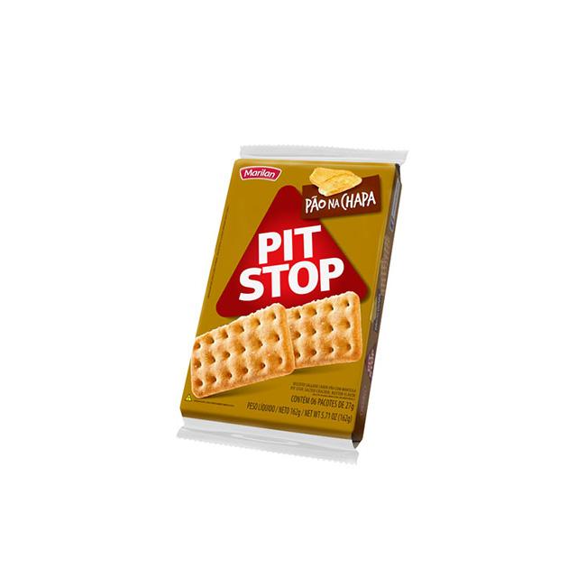Biscoito Marilan Pit Stop Pão Chapa 162g