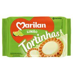 Biscoito Marilan Tortinha Limão 375g