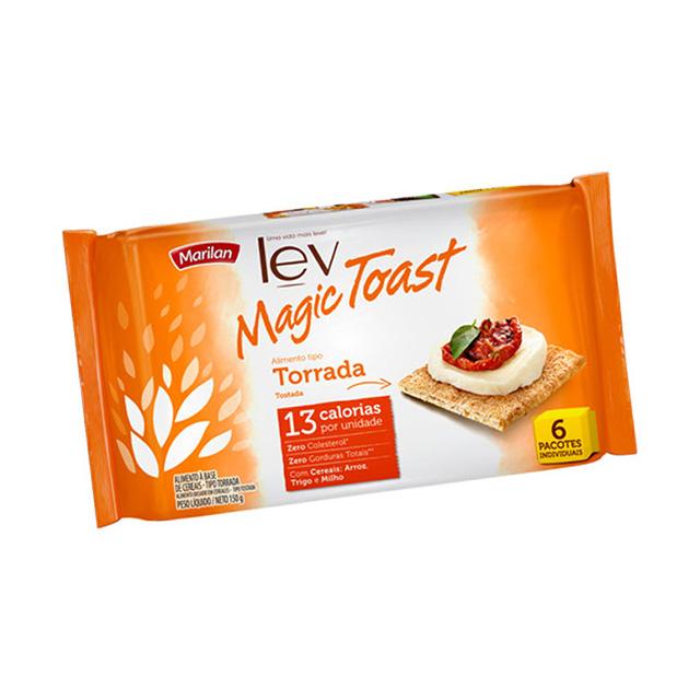 Torrada Marilan Magic Toast Original 150g