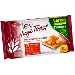 Torrada Marilan Magic Toast Multicereais 150g