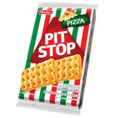 Biscoito Marilan Pit Stop Pizza 162g