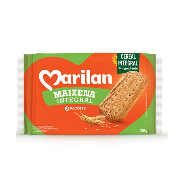 Biscoito Marilan Maizena Integral 400g