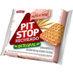 Biscoito Marilan Pit Stop Rechado Peru 105,6g