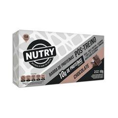 Barra de Proteína NProtein Chocolate 30g com 2 und