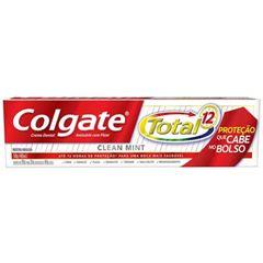 Creme Dental Colgate Total 12 Clean Mint 50g