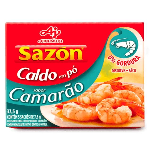 Caldo Sazon Camarão 37,5g