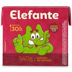 Extrato de Tomate Elefante Tetra 540g