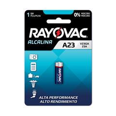 Pilha Alcalina  Rayovac V23GA Cartela com 1 und