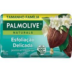 Sabonete Barra Palmolive Naturals Esfoliação Delicada Jasmim 150g
