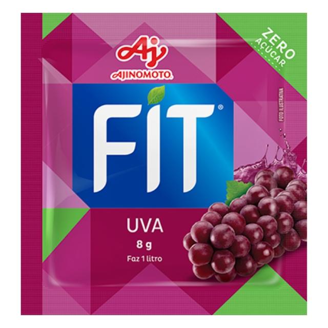 Refresco FIT Diet Uva
