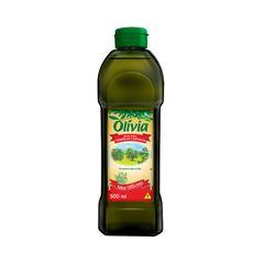 Óleo Composto Olivia Oregano Garrafa 500ml