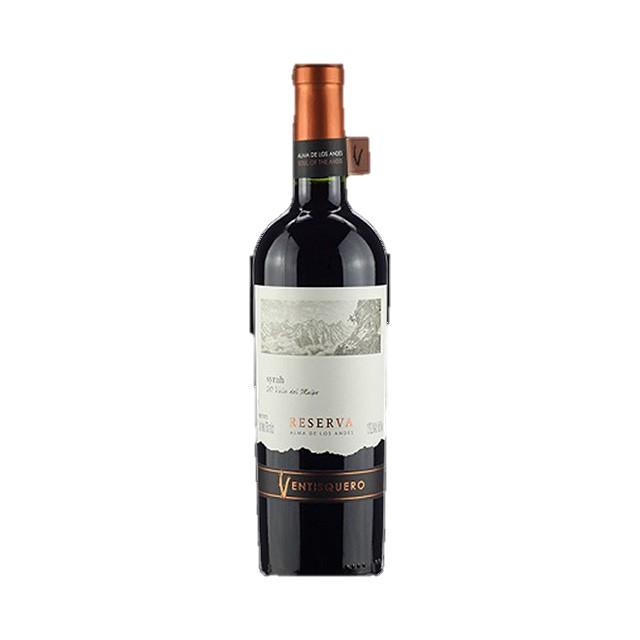 Vinho Chileno Ventisquero Reserva Colchag Syrah Tinto 750ml