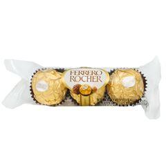 Bombons Ferrero Rocher com 3 und Deco