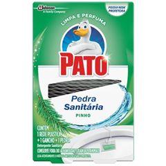 Pedra Sanitária Pato Pinho 25g