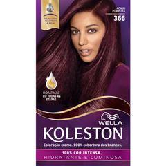 Tintura/Coloração Koleston 366 Acaju Púrpura