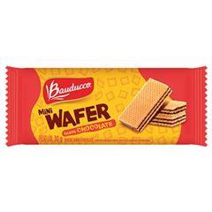 Wafer Mini Bauducco Chocolate 30g