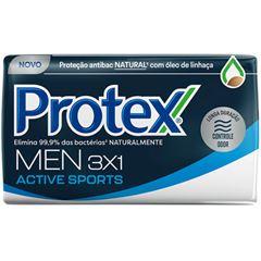 Sabonete Barra Protex Men Sport 85g